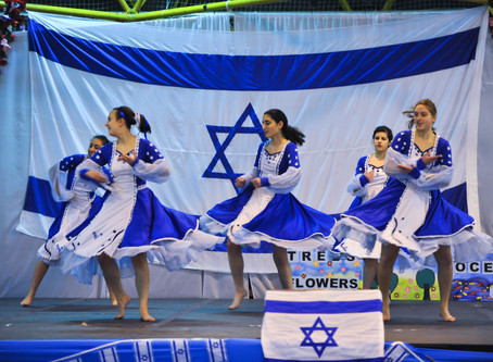 Dance Tidbits: Dances of Israel