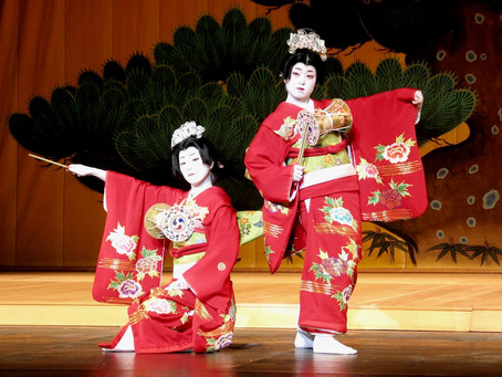 Dance Tidbits – Dances of Japan