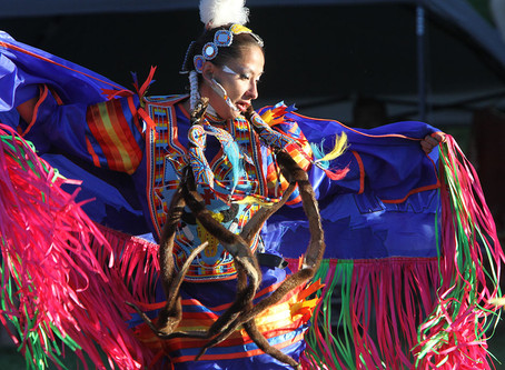 Dance Titdbits: Dances of the Native American Indian – Part 2