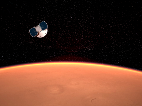 INSIGHT— NASA'S LATEST MISSION TO MARS