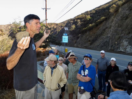 GEOLOGY OF THE SANTA MONICA MOUNTAINS