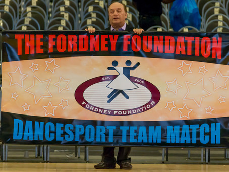 Fordney Foundation Presents Highlights of the Ohio Star Ball – Team Matches 2016