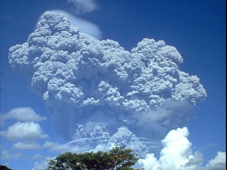 VOLCANOES AND GLOBAL COOLING