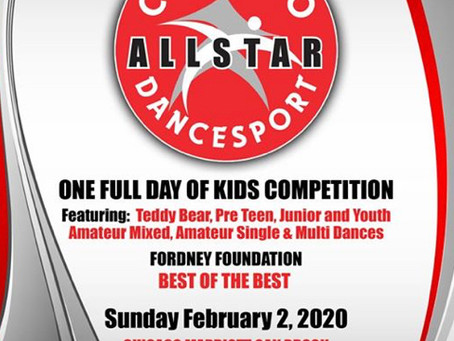 Introducing the Brand New Chicago All Star Competition