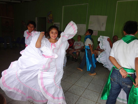 Dance Tidbits – Costa Rican Dances