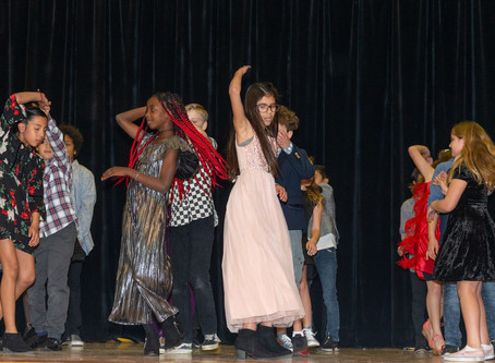 Woodlake Elementary Community Charter School – DREAM Program Mid-Year Ballroom Showcase 2019