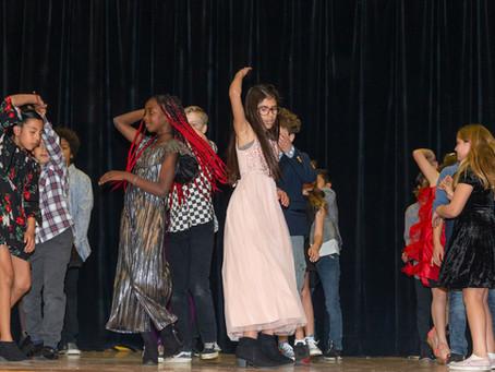 Woodlake Elementary Community Charter School – DREAM Program Mid-Year Ballroom Showcase 2019