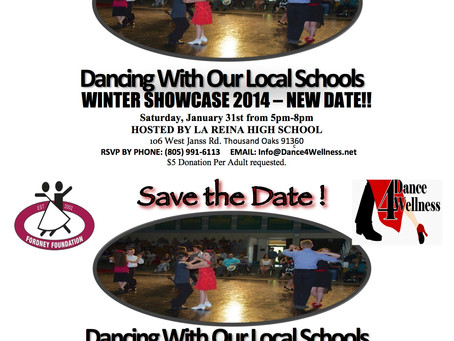 Hope You Save the Date: DWOLS Event – January 31, 2015
