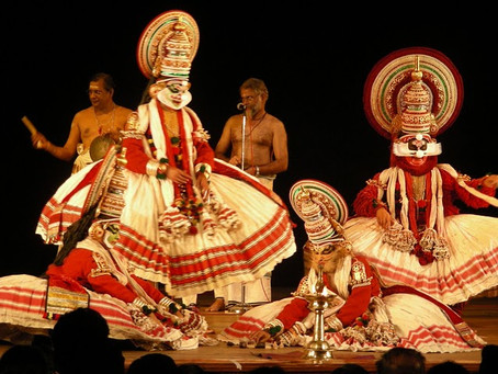 Dance Tidbits: Dances of India