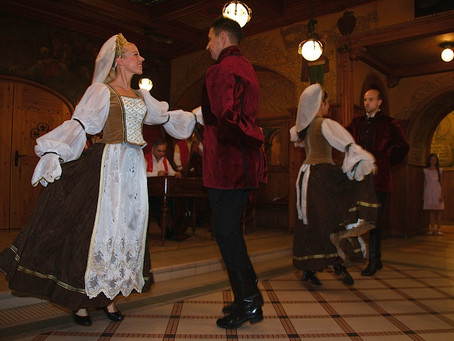 Dance Tidbits: Hungarian Dances