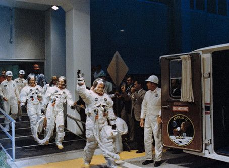APOLLO 11: HOW ONE SMALL STEP CAN MAKE A GIANT IMPACT