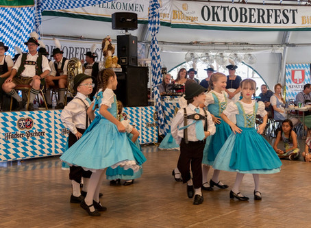 Traditional Dances of Germany