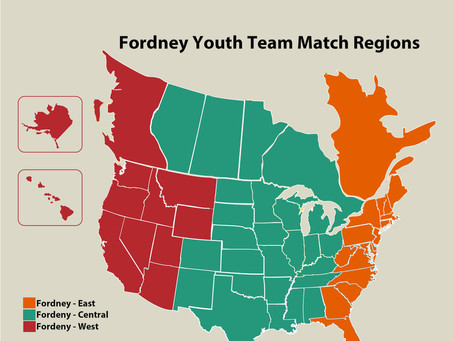 Fordney Foundation is Proud to Announce the Addition of Central Team Match At the Ohio Star Ball