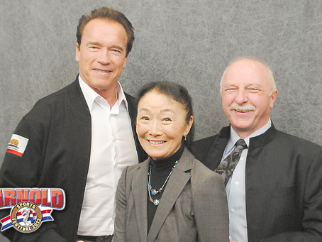 Arnold Sports Festival, March 1-4, 2013