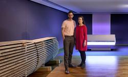 Badel/Sarbach, prix Manor 2019