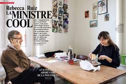 Reportage Rebecca Ruiz pour l'Illustré