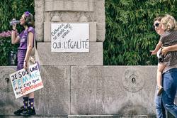 Grève des femmes, Sion 2019erey_-_Reportage_Grève_des