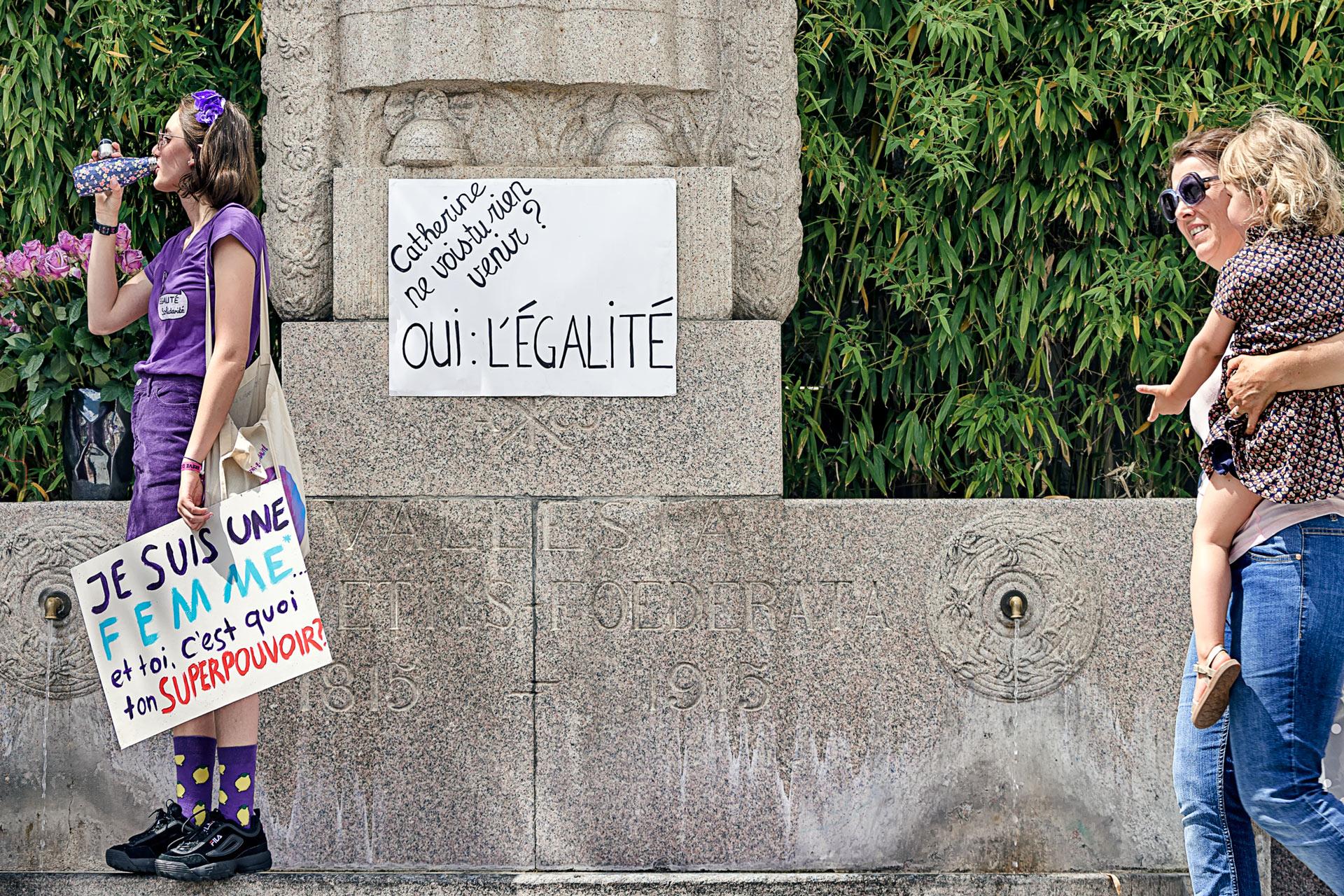 Grève des femmes 2019