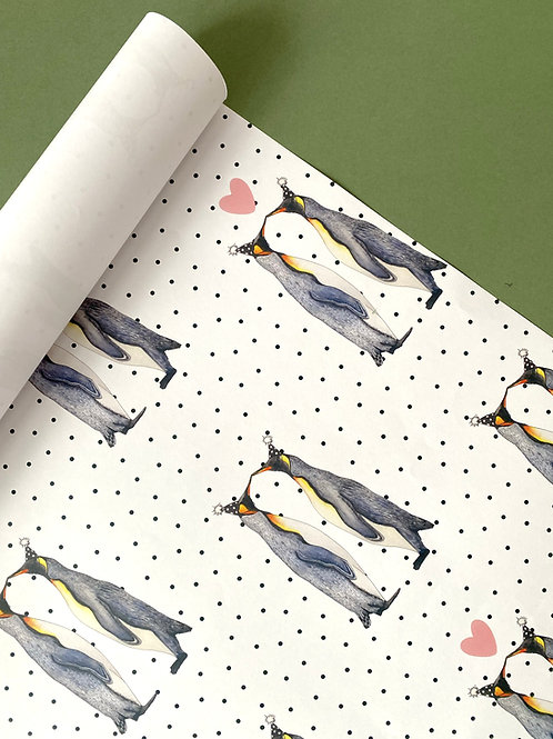 Penguin Party Paper & Tags