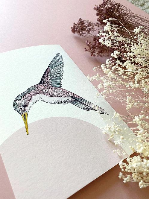 Mini Pastel Bird 1