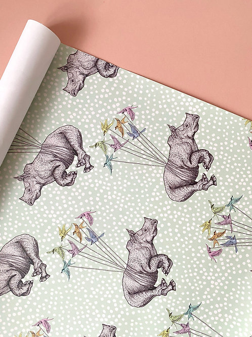 Pick Me Up Wrapping Paper