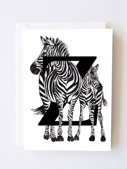 Zebra Z