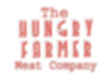 The Hungry Farmer Meat Company logo