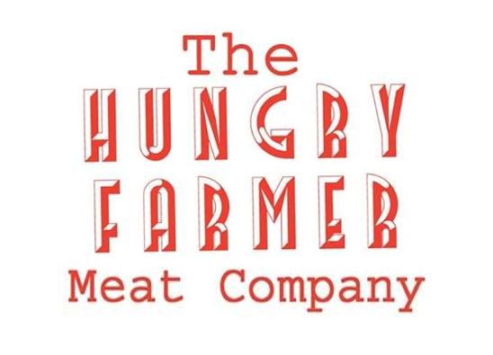 The Hungry Farmer Meat Company logo