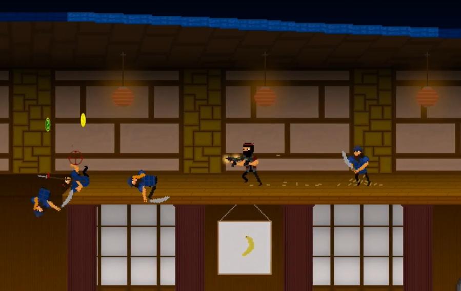 Gun Ninja