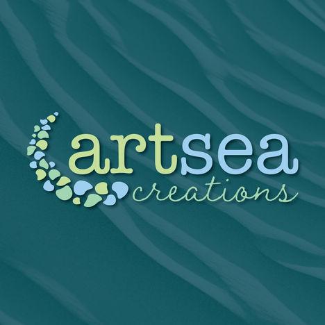 ArtSea Creations Logo