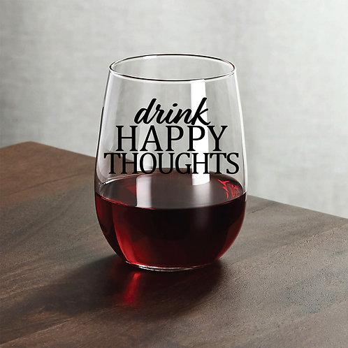 4-PC. Wine Glass Set