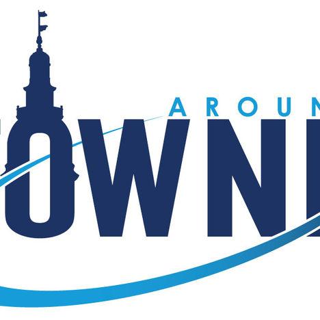 Around Towne Logo