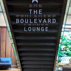 The Boulevard Lounge Cut Vinyl Graphics