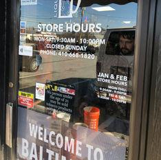 Liquor Pump Store Hours