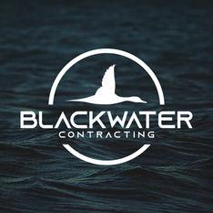 Blackwater Contracting Logo