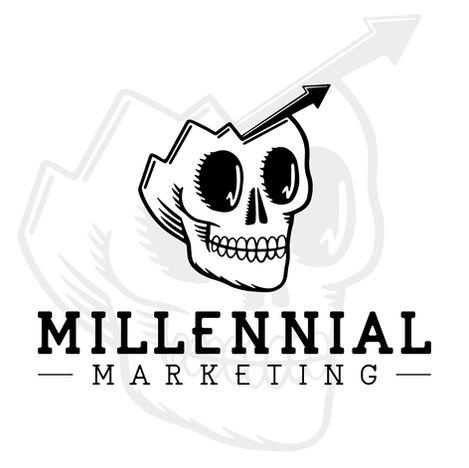 Millennial Marketing Rebranded Logo