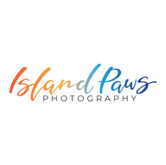 Island Paws Photography Logo