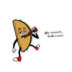 Drunken Taco
