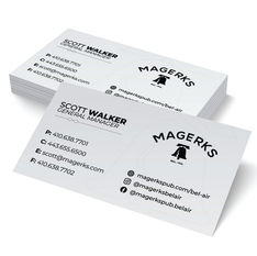 Magerks Business Cards