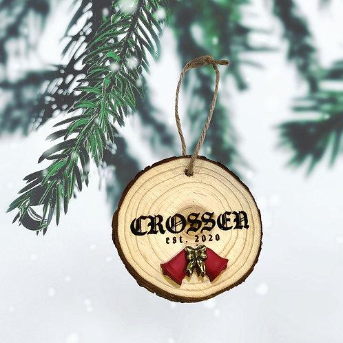 Custom Engraved Ornament