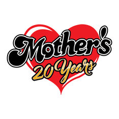 Mother's 20 Year Anniversary Logo