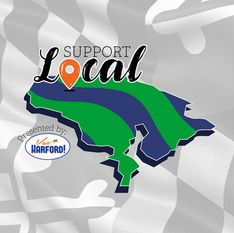 Support Local Graphic