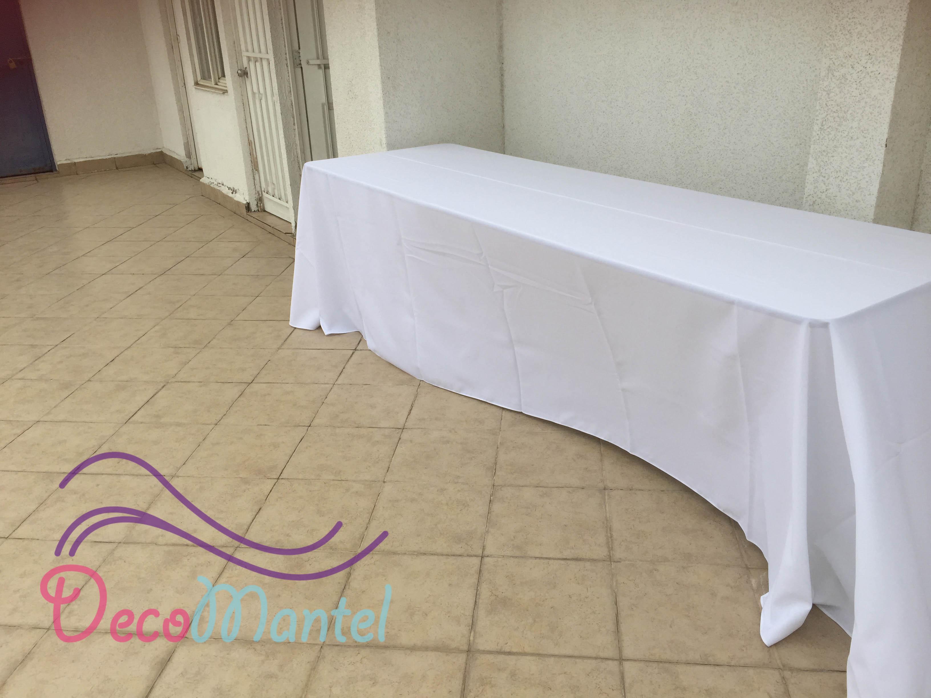 Mesa y mantel