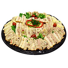 HOMEMADE CHICKEN OR ALBACORE SALAD SANDWICH