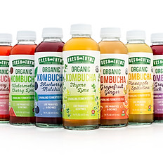 Kombucha Organic Drink