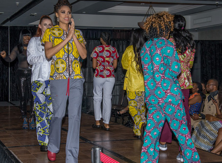 Black History Month 2019 Fashion Show