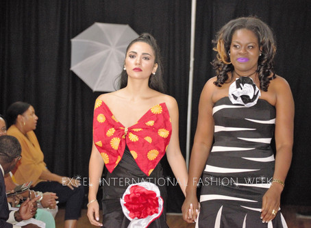 FashPhiletta Designs at New York Fashion Week 2018