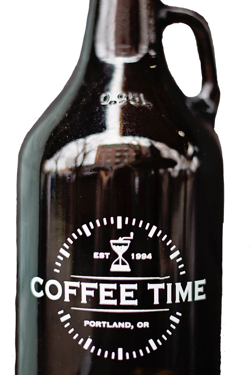 CoffeeTime growler