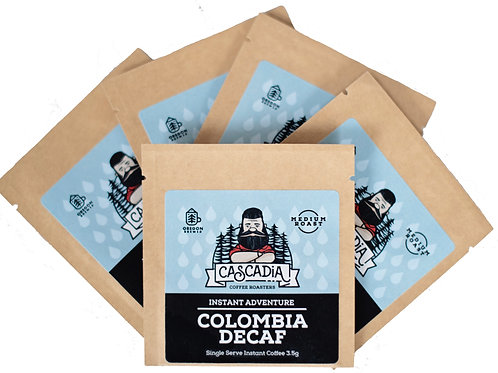 COLUMBIA DECAF