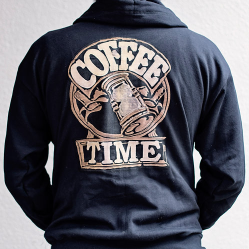 Coffee Time hoodie